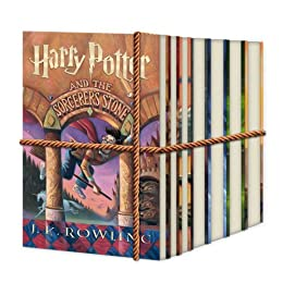 [J.K. Rowling]のThe Complete Harry Potter Collection (English Edition)