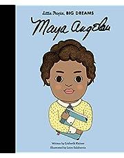 Maya Angelou (Little People, Big Dreams)