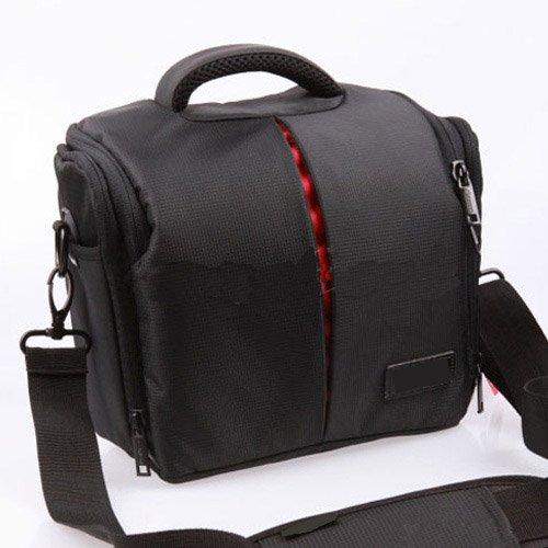 BV & Jo Waterproof Anti-shock DSLR Camera Case Bag with Extra Rain...