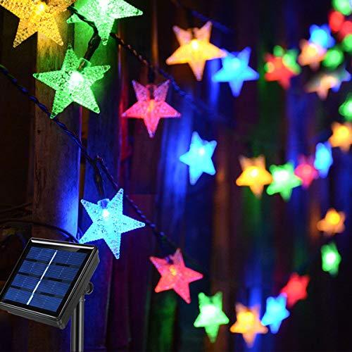 Abkshine Solar String Lights Out...