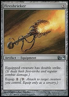 Magic: the Gathering - Fireshrieker (210/249) - Magic 2014