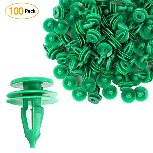 GooDeal 100pcs Door Panel Clip Trim Fastener Clip 6503204 for Chrysler Jeep WJ Grand Cherokee