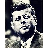 QAQTAT John F. Kennedy Poster Leinwandmalerei HD-Druck