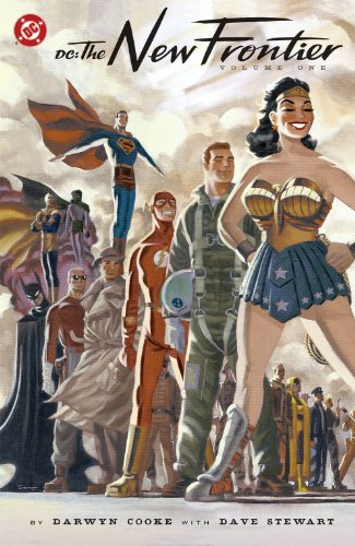 DC: The New Frontier Vol. 1 (English Edition)