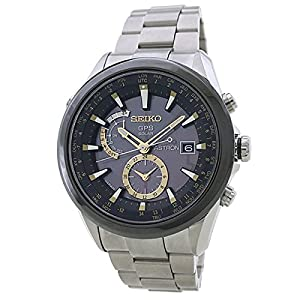 SEIKO Astron GPS Solar Powered Watch SAST005 Satellite Radio-corrected Prices and For Sale and review image