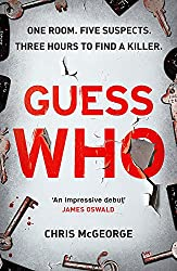 Book cover of Guess Who by Chris McGeorge