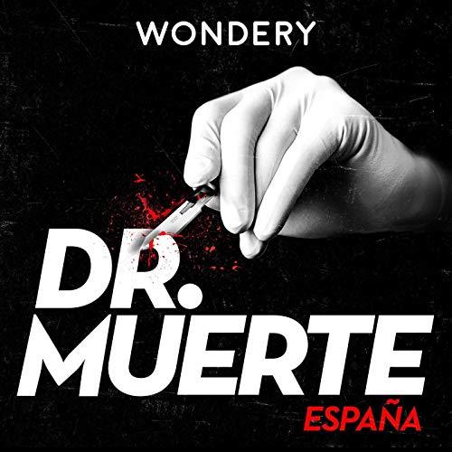 Diseño de la portada del título Dr. Muerte (Castellano) (Ad-free)