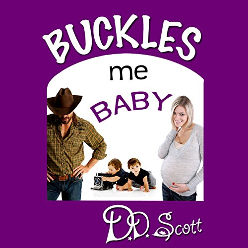 Buckles Me Baby audiobook cover art