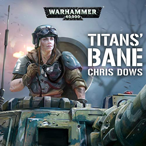 Titan's Bane audiobook cover art