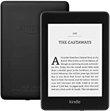 Kindle Paperwhite – Now Waterproof with 2x the Storage - 8 GB (International Version)