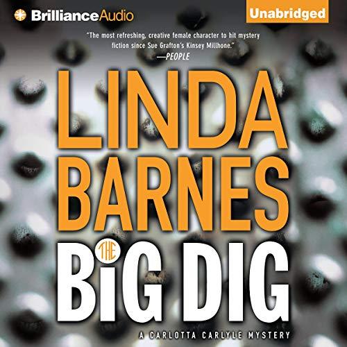 The Big Dig audiobook cover art
