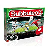 Real Madrid Subbuteo Playset CF (11060), Multicolor