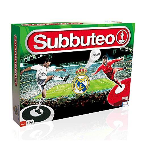 Real Madrid Subbuteo Playset CF 11060