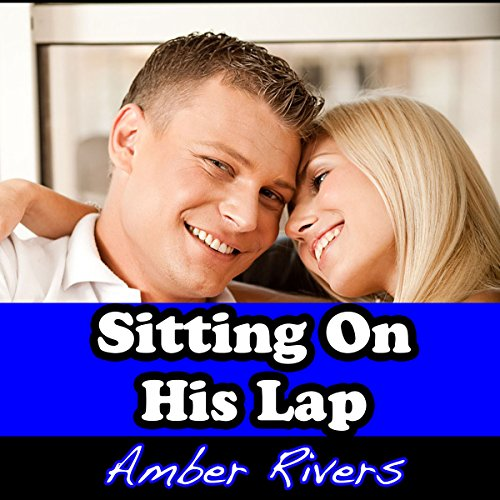 Sitting on His Lap audiobook cover art