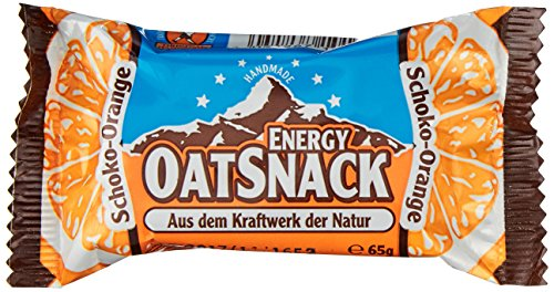 Best Body Nutrition Oat Snack Riegel, Schoko-Orange, 15er Pack (15 x 65 g)