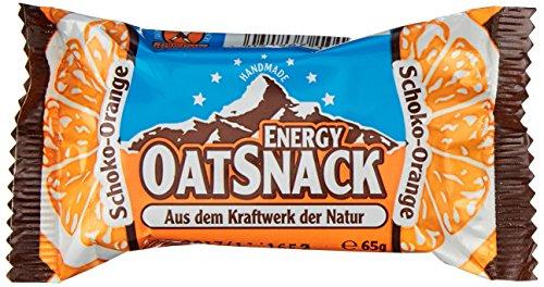 Best Body Nutrition Oat Snack Riegel, Schoko-Orange, 15er Pack (15 x 65 g)
