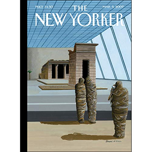 The New Yorker (Mar. 5, 2007) cover art