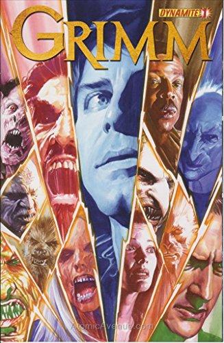 Grimm (Dynamite, Vol. 1) #1 VF/NM ; Dynamite comic book