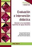 Evaluación e intervención didáctica: Atención a las necesidades específicas de apoyo educativo (Psicología)