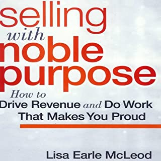 Selling with Noble Purpose cover art