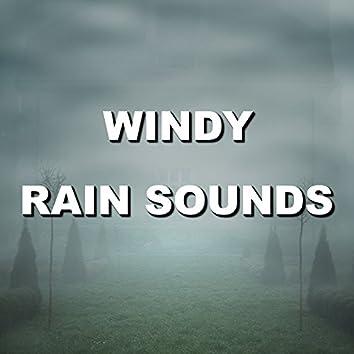 Windy Rain Sounds