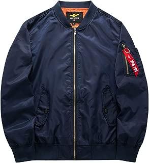 (フォセース)Fosys フライトジャケット MA-1 ミリタリー ジャケット メンズ ブルゾン カジュアル 薄手or厚手 ファッション 春 秋 冬