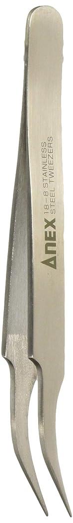 主人慣習省アネックス(ANEX) ステンレスピンセット 先細鷲型 115mm No.205