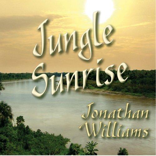 Jungle Sunrise audiobook cover art