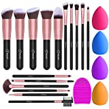 BESTOPE Makeup Brushes 16PCs Makeup