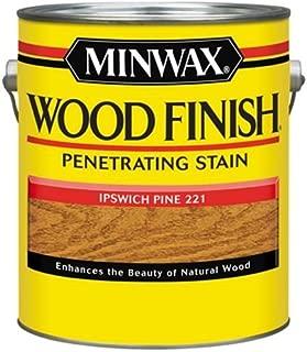 Minwax 71004000 Wood Finish Penetrating Stain, gallon, Ipswich Pine