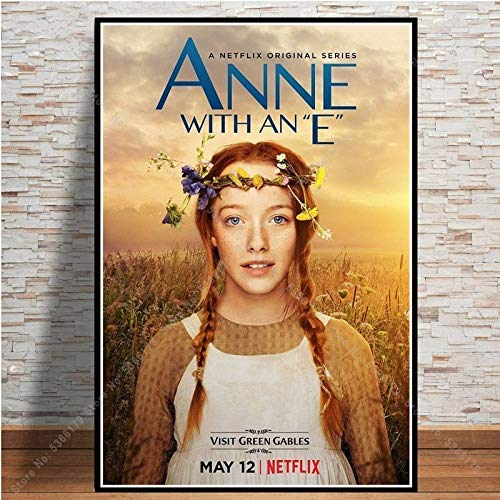 ANpygh Jigsaw Puzzle per Adulti 1000 Pezzi Jigsaw Puzzle Adult Children Educational Intelligence Decompression Toy Fun Family Game(50x75cm) Annie Movies in TV Series