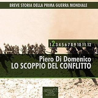 Breve storia della Prima Guerra Mondiale, Vol.2 copertina