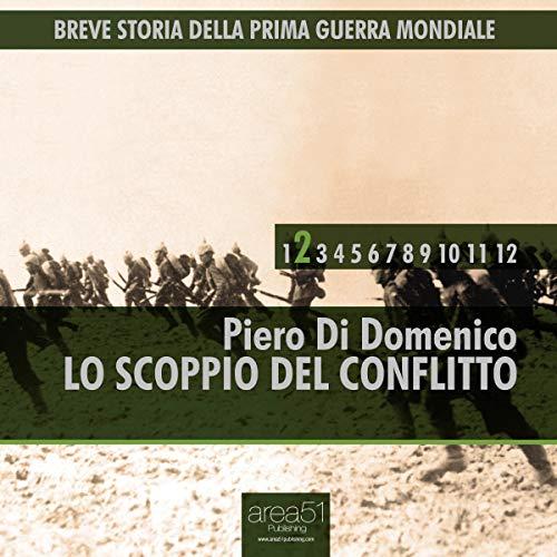 Breve storia della Prima Guerra Mondiale, Vol.2 [Short History of WWI, Vol. 2] audiobook cover art