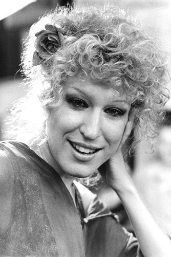 Bette Midler 24x36 Poster Young Portrait Pose