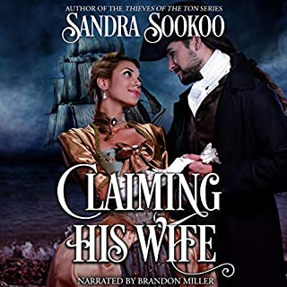 Claiming His Wife audiobook cover art