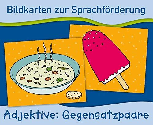Bildkarten zur Sprachförderung: Gegensatzpaare. Neuauflage