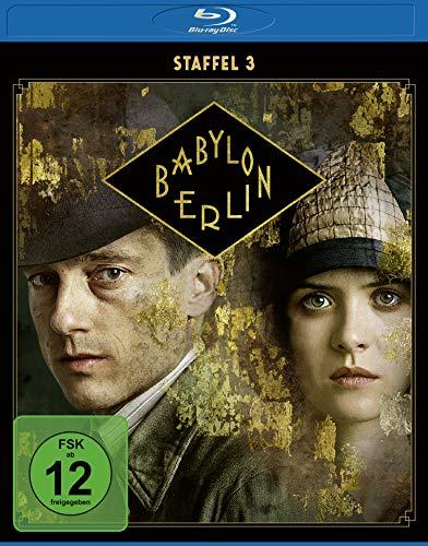 Babylon Berlin - Staffel 3 [Blu-ray]