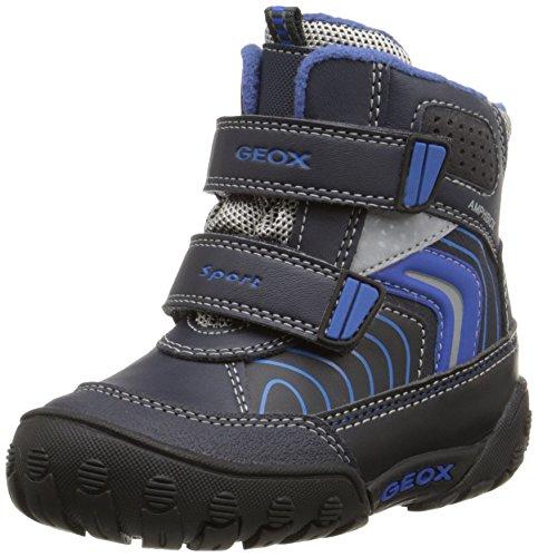 Geox Geox B GULP B BOY ABX B, Baby Jungen Boots, Blau (C4184DK NAVY/ROYAL), 27 EU