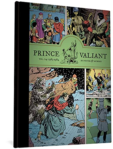 Prince Valiant Vol. 24: 1983-1984: 0