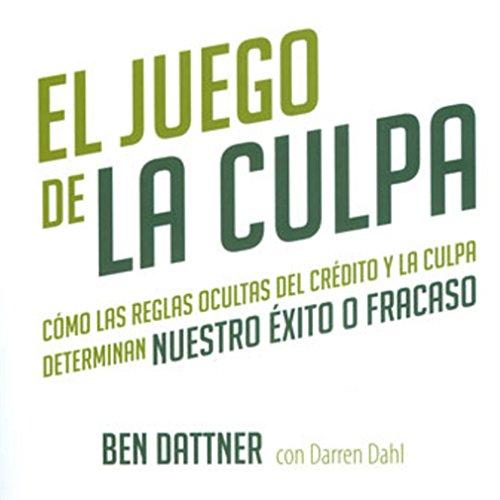 El Juego de la Culpa [The Blame Game] audiobook cover art