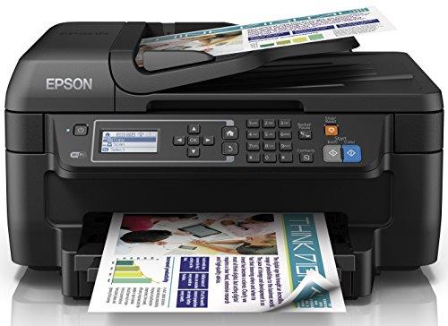 Epson WorkForce WF-2650WF PrecisionCore Colour All-in-One Printer with...