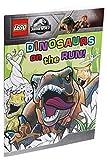 LEGO(R) Jurassic World(TM): Dinosaurs on the Run! (Coloring Books)