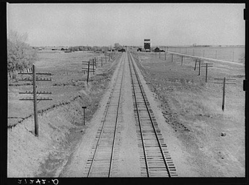 HistoricalFindings Photo: Fargo,North Dakota,ND,Cass County,Farm Security Administration,Rothstein,FSA,1