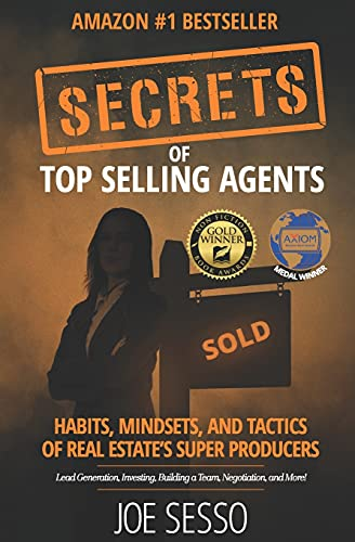 Real Estate Investing Books! - Secrets Of Top Selling Agents: Habits, Mindsets, and Tactics of Real Estate's Super Producers