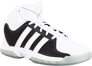 New Adipower Howard Mens 11.5 Basketball Shoes White/Black G20278