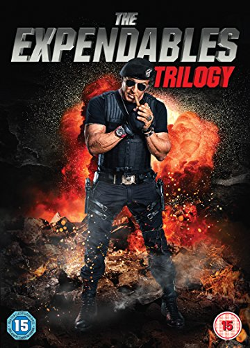 Expendables 1-3 [DVD-AUDIO]