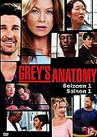 Grey's Anatomy : l'intégrale Saison 1 - Coffret 2 DVD [Import belge]