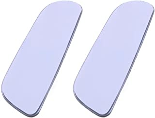 Everpert 2pcs Auto Side 360 Wide Angle Convex Mirror Car Vehicle Blind Spot Rearview
