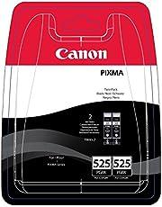 Originele Canon PGI-525PGBK Pigmentzwart-inktcartridge (Twin Pack)