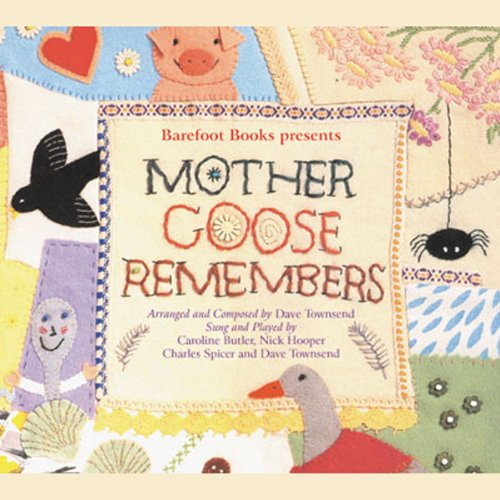 Mother Goose Remembers audiobook cover art
